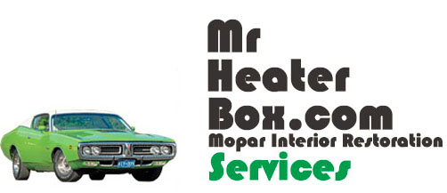 Mr Heaterbox and Interior Restoration Services Logo